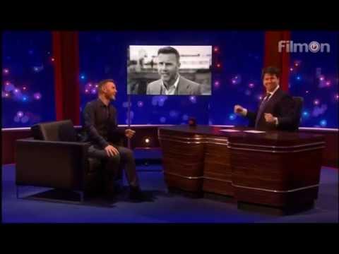 Gary Barlow at The Michael McIntyre Chat Show