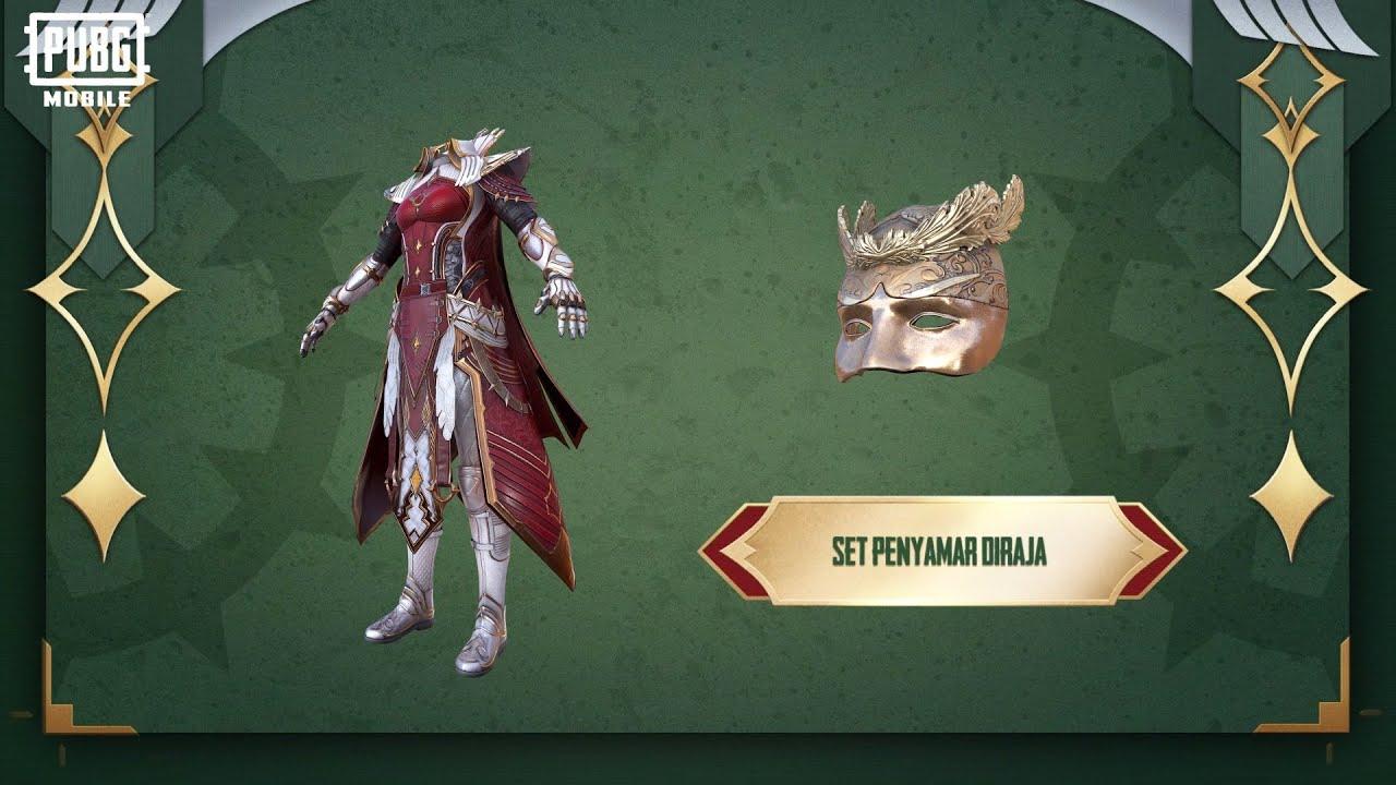 💃🏻Anggun dan mulia 👍🏻 | Acolyte of Justice, Noble Masquerader Set
