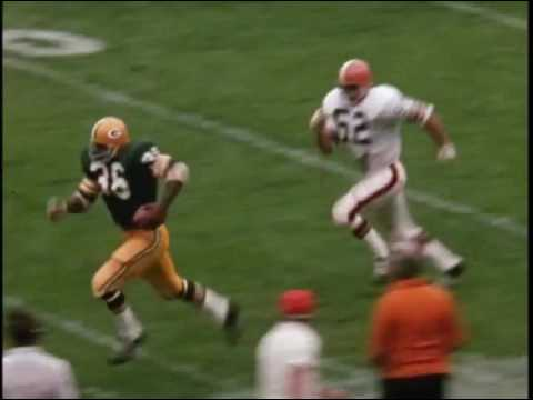1972 Packers at Browns Game 1