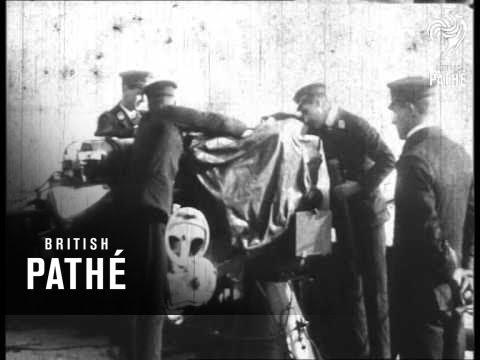 The British Fleet At Sea (1920-1929)