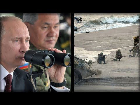 DEVELOPING: WHILE WORLD WATCHES NK, RUSSIA JUST MADE ITS MOVE INTO THIS EUROPEAN COUNTRY