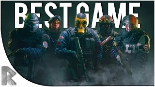 CLUTCHES, ACES, BEST GAME EVER! - Tom Clancy's Rainbow Six Siege Dustline Update