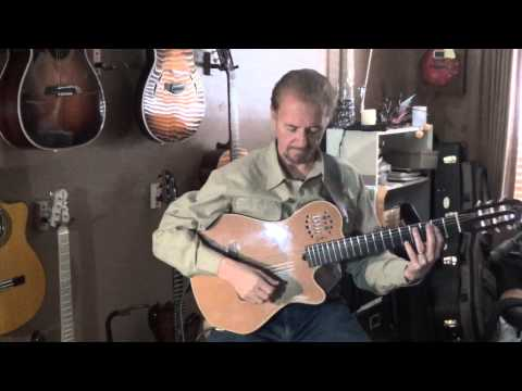 Michael Gregg az Acoustic Demo