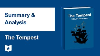 The Tempest by William Shakespeare | Summary & Analysis