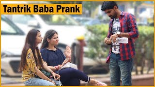 Tantrik Baba Prank on Cute Girls - Comment Trolling #29 | The HunGama Films