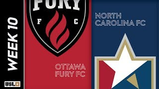 Ottawa Fury FC vs North Carolina FC: May 12th, 2019