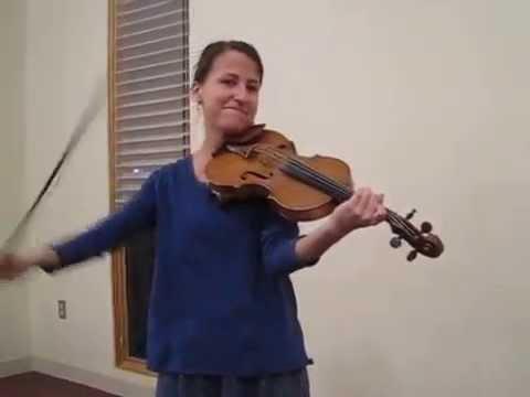 A Scottish fiddler for my Scottish fiddle!