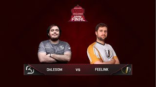 FINAL HS OMEN Challenge - Dalesom vs Feelink