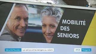 La prévention routière auprès des séniors à Razac-sur-l'Isle