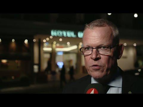 Janne Andersson uttalar sig om möjliga VM-jokrar - TV4 Sport
