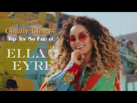 Chrizly-Charts TOP 10: Best Of Ella Eyre (So Far)