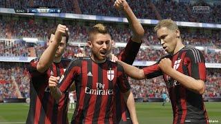 FIFA 16 PC Demo AC Milan VS Inter Milan Gameplay