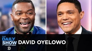 David Oyelowo - A Les Misrables Adaptation That Speaks to the Now  The Daily Show