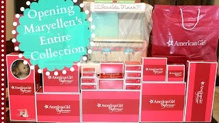 American Girl Doll Maryellen Larkin ~ Beforever Collection ~ Opening, Review, Set Up!