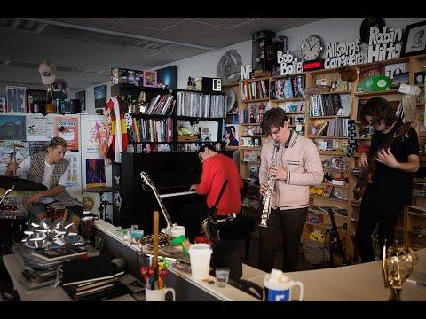 BADBADNOTGOOD: NPR Music Tiny Desk Concert