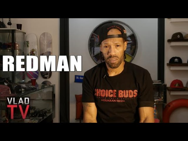 "Redman on Relationship with Cesar Milan, Cesar Using His Dog ""Daddy"""