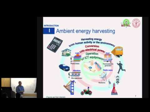 Junrui Liang | Piezoelectric energy harvesting technology and its power conditioning designs