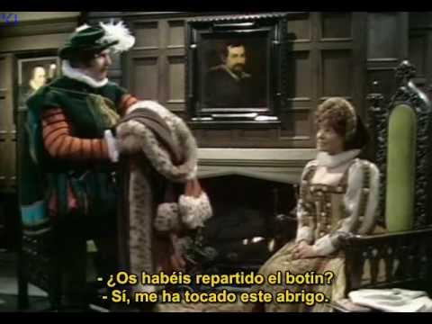 Monty Pythons Flying circus - Casa de ocupación tudor 10x03 2/2 Spanish sub