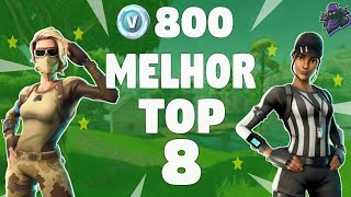 (TOP 8) 800 PLUS BEAUTIFUL SKINS DE FORTNITE V-BUCKS