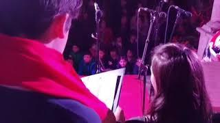 Ahora sí: Ourense se prepara para recibir la Navidad con el encendido de las luces