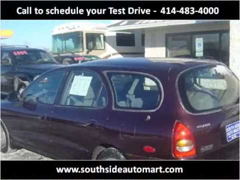 1999 hyundai elantra wagon used cars cudahy wi youtube youtube