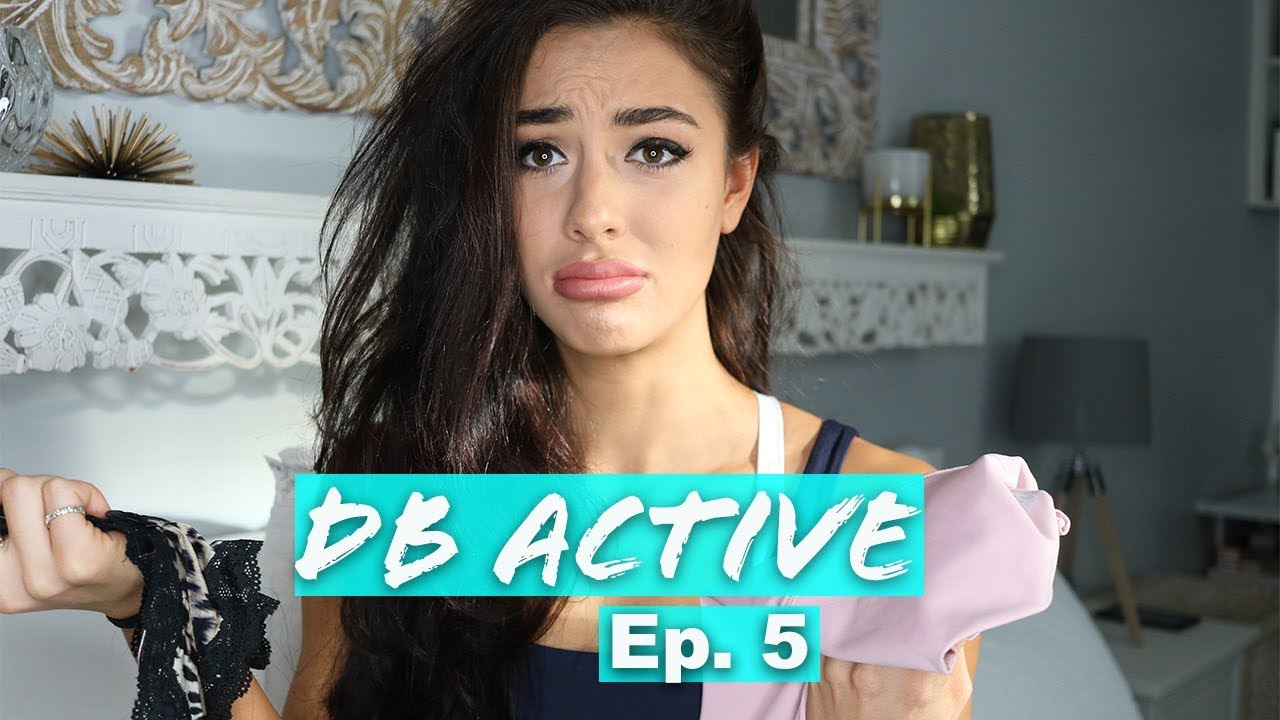 DB Active Ep.5 WHAT WENT WRONG    Dannibelle