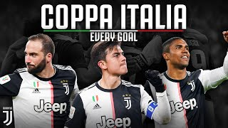 Catch Up with the Coppa Italia Every Juventus Coppa Italia Goal so Far