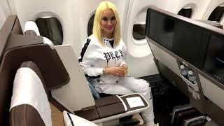 Дворец арабского султана: Кудрявцева проводит отпуск в роскошном отеле с бассейном и спа-процедурами