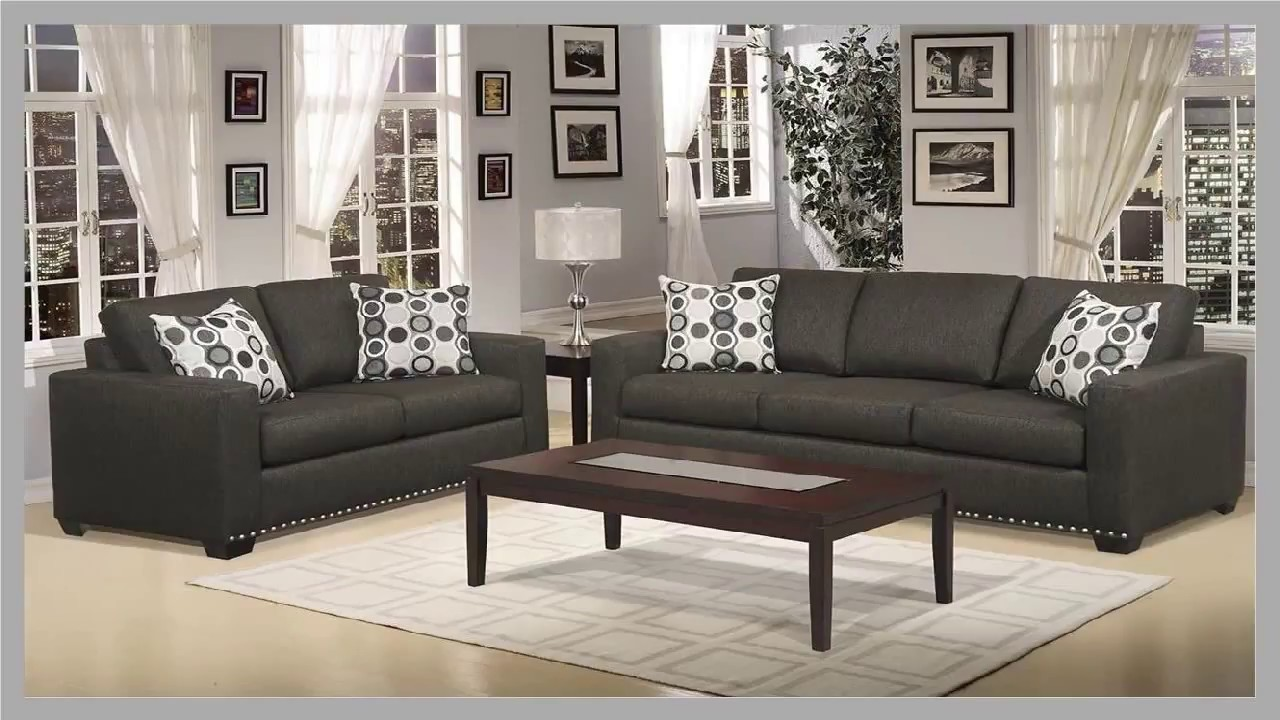 livingroom furniture ideas 31 living room ideas with dark grey sofa living room ideas youtube 3386