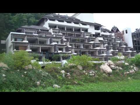 Abandoned 5 star resort, Phuket Thailand (Part 1: outside)