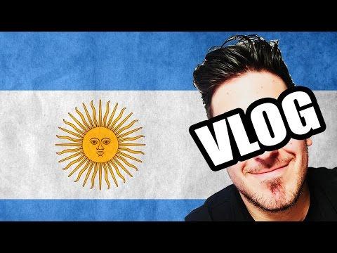 VLOG EN ARGENTINA | ATRAPADO EN UN HOTEL