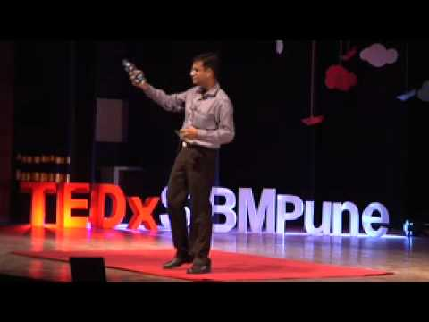 Creativity: Pavan Soni at TEDxSIBMPune