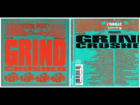 Combat/Earache Presents Grind Crusher (1990)