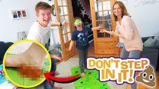 Don't Step In IT! 🙊 Ach du Kacke 💩 TipTapTube 😁 Familienkanal 👨👩👦👦