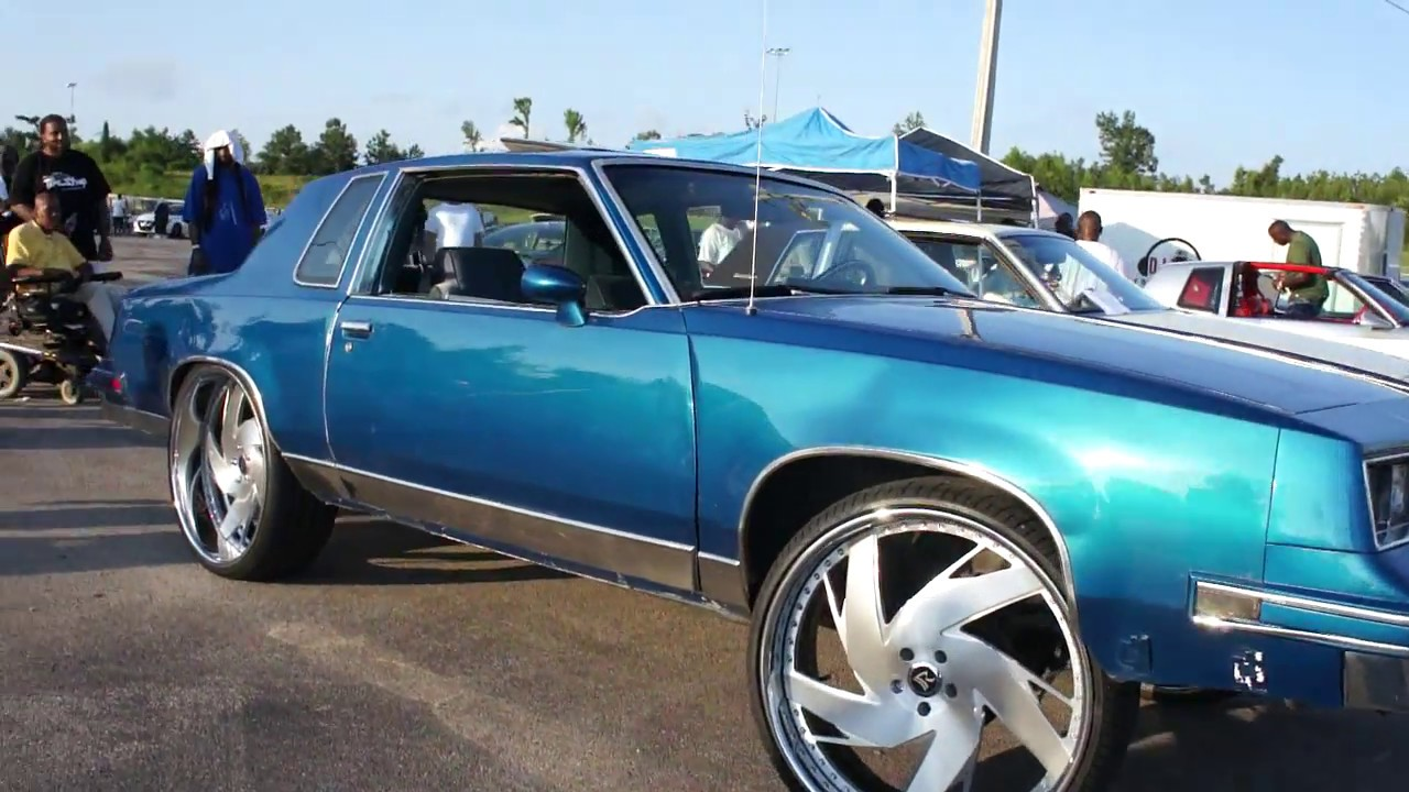 G Body Cutlass Lifted: I Love G-Body GM's And Have An