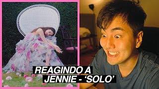 JENNIE - 'SOLO' M/V Reaction I TE AMOOOO!!!!!