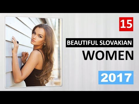 Slovakian women: top 15 most beautiful photos of girls from Slovakia