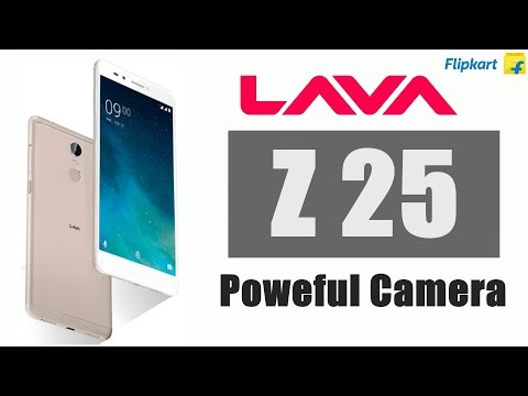 LAva Z25 a Flagship phone (Kuchbhi ?)