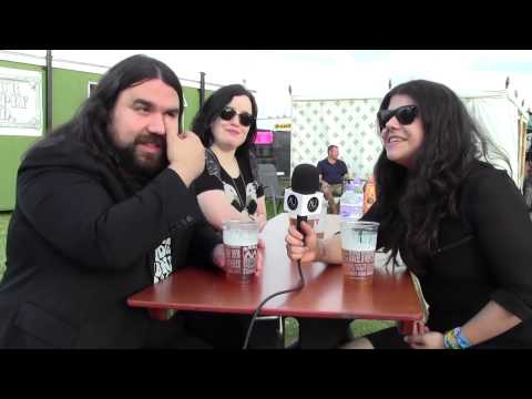 "The Magic Numbers (Part Two) talk ""Alias"" at T in the Park"