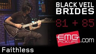 "Black Veil Brides perform ""Faithless"" on EMGtv"