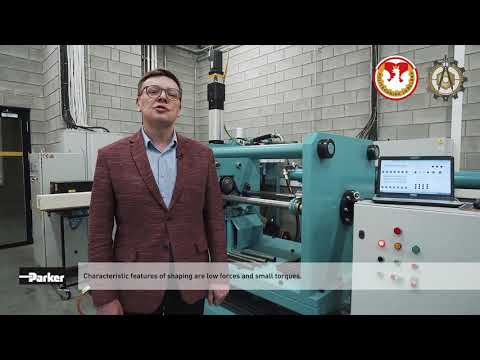 Parker Supports Lublin University to develop rolling mill Technology (ENGLISH)
