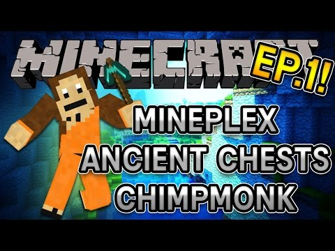 MinePlex 10 Free Ancient Chests Guide and Chest Opening!
