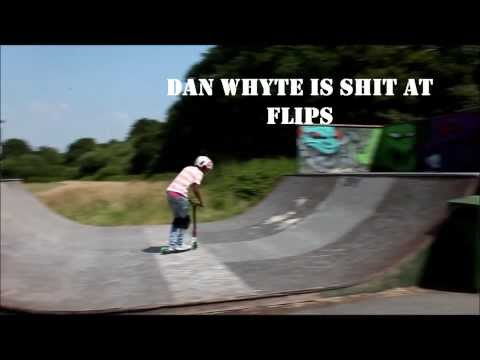 Dan Whyte is shit at flips