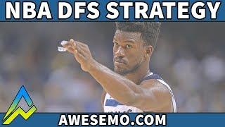 DraftKings & FanDuel NBA DFS Strategy - Sat 10/20 - Awesemo.com