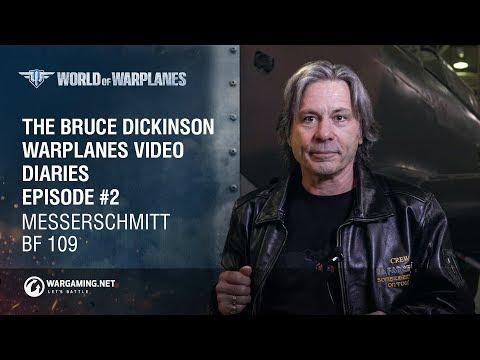 Bruce Dickinson Warplanes Diaries: Messerschmitt BF 109