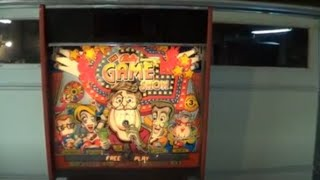 THE BALLY GAME SHOW PINBALL MACHINE - BY BALLY