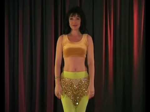 الخطوات الاولى لرقص الشرقي Youtube