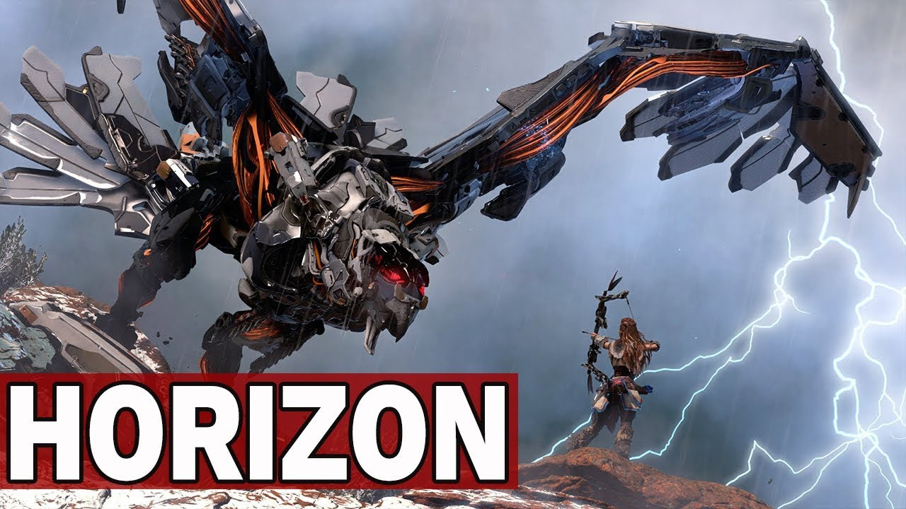 DOCIERAMY DO KURHANU – HORIZON ZERO DAWN
