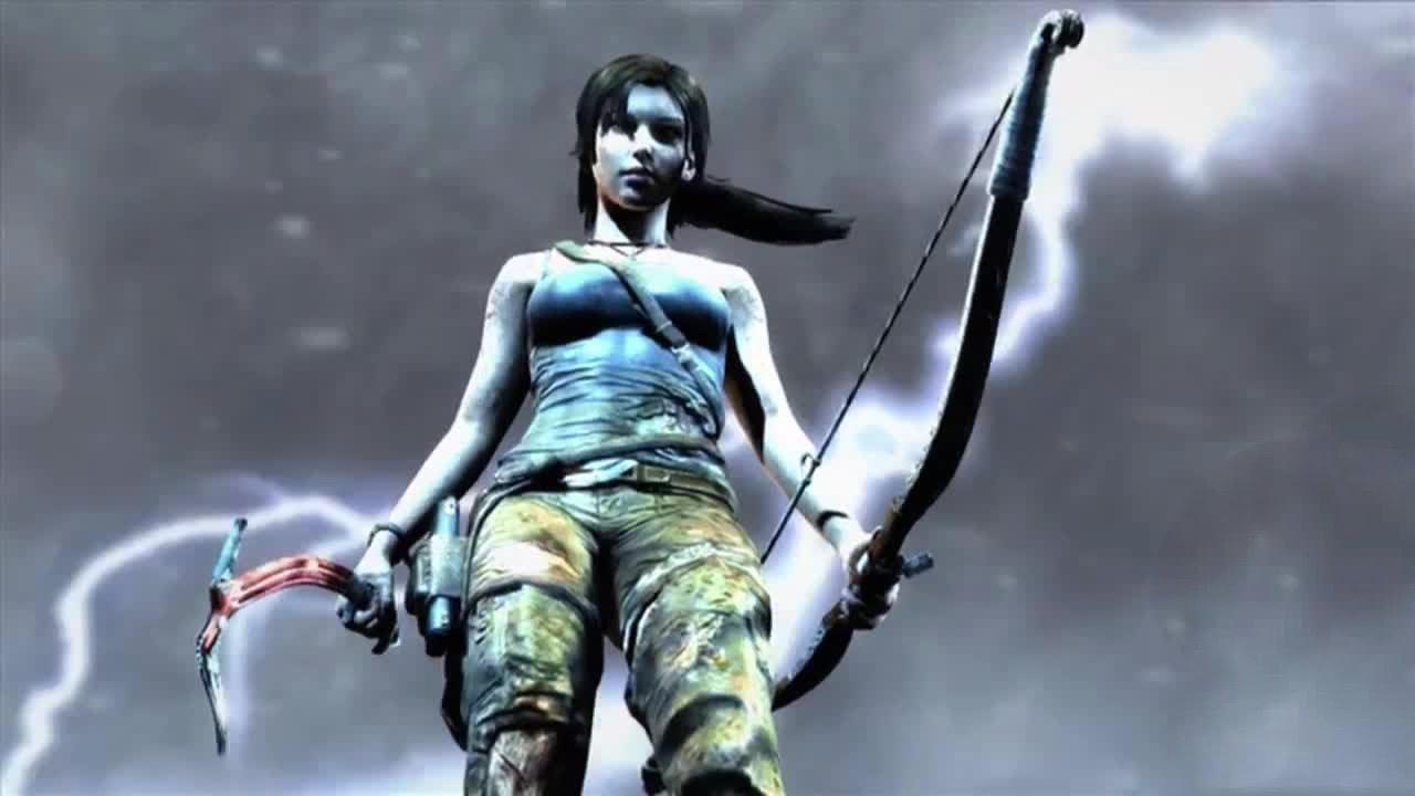 Tomb Raider Reborn Bande Annonce de Lancement VF - YouTube
