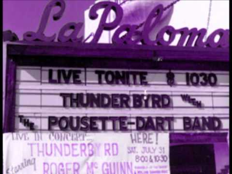"""Pousette - Dart Band - """"County Line"""""""